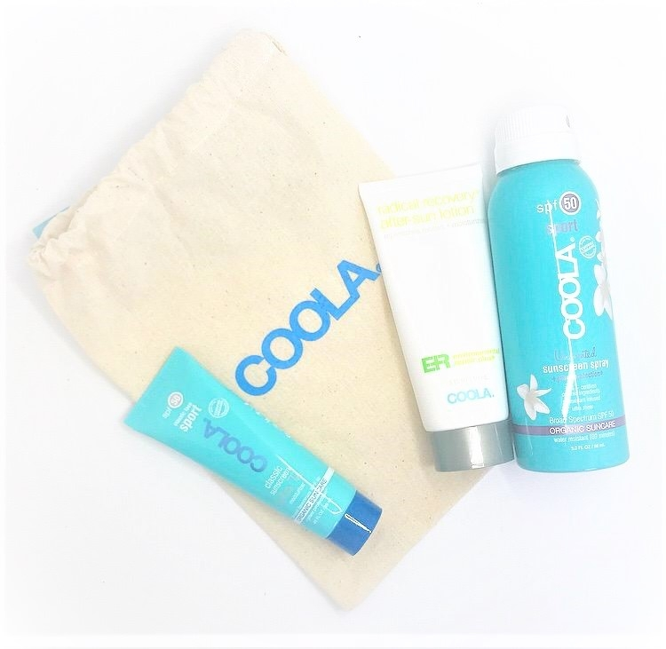 COOLA ESSENTIAL KIT SUMMER
