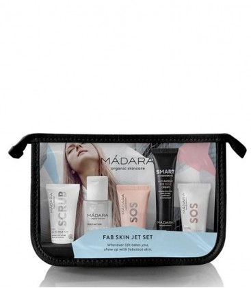 FAB SKIN JET SET - TRAVEL KIT