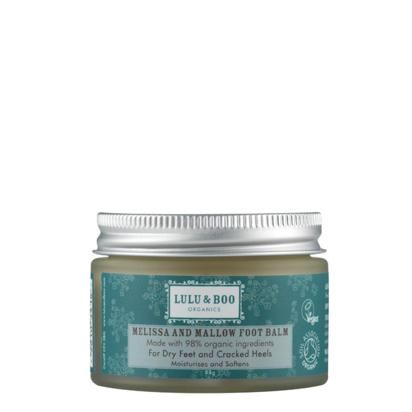 MELISSA AND MALLOW FOOT BALM - BALSAMO PIEDI