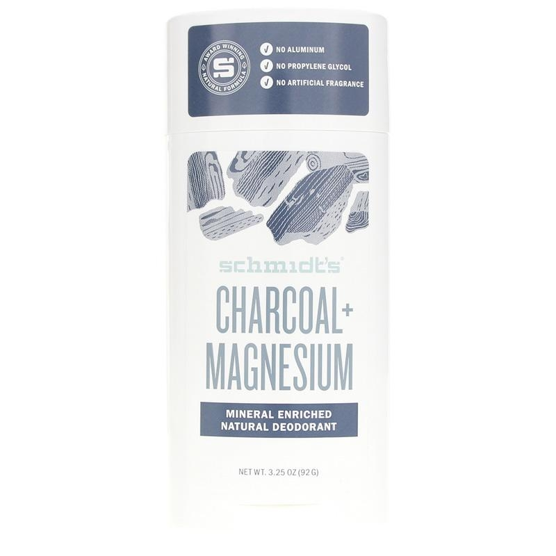 NATURAL DEO CHARCOAL + MAGNESIUM