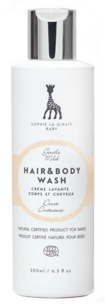 BABY HAIR & BODY WASH - Corpo e Capelli