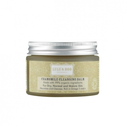 CHAMOMILE CLEANSING BALM - BALSAMO DETERGENTE VISO