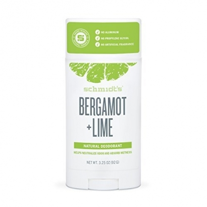 NATURAL DEO BERGAMOTTO + LIME