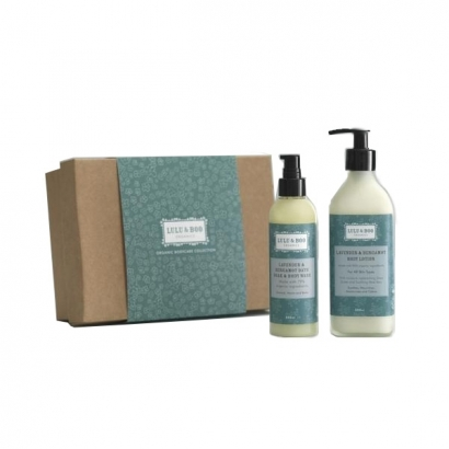 GIFT BOX BODY COLLECTION - LAVANDA E BERGAMOTTO