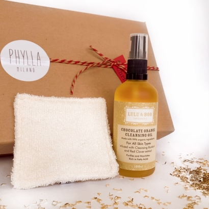 CHRISTMAS BOX  FACE LOVE - DETERGENTE & PAD