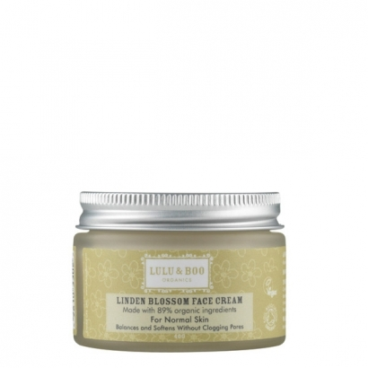 Linden Blossom Face Cream - Pelle Normale