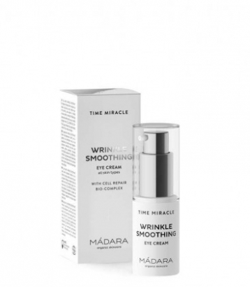 TIME MIRACLE - WRINKLE SMOOTHING EYE CREAM - CONTORNO OCCHI ANTI-AGING