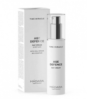 TIME MIRACLE - AGE DEFENCE DAY CREAM - CREMA GIORNO ANTI-AGING