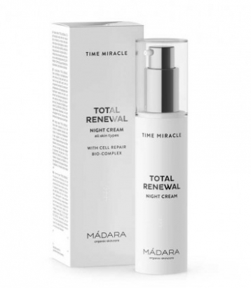 TIME MIRACLE - TOTAL RENEWAL NIGHT CREAM - CREMA NOTTE ANTI-AGING