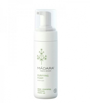 PURIFYING FOAM - MOUSSE PURIFICANTE DETERGENTE
