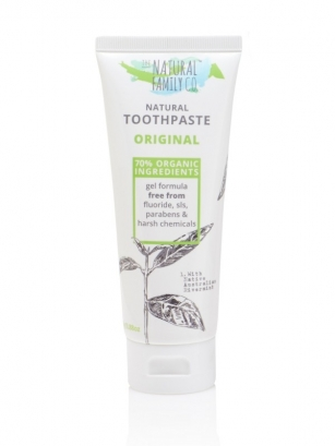 NATURAL TOOTHPASTE - DENTIFRICIO NATURALE - ORIGINAL