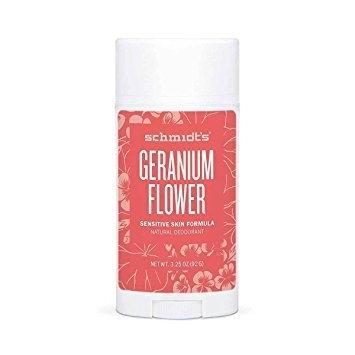 NATURAL DEO - GERANIUM FLOWER - SENSITIVE