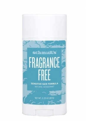 NATURAL DEO FRAGRANCE FREE - SENSITIVE
