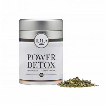 POWER DETOX - TE' VERDE BIO CON GUARANA'