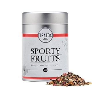 SPORTY FRUITS - TE' BIOLOGICO CON FRUTTA