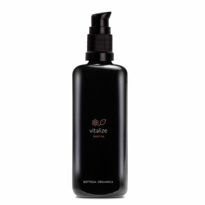 VITALIZE BODY OIL - ORANGE - OLIO CORPO RIVITALIZZANTE